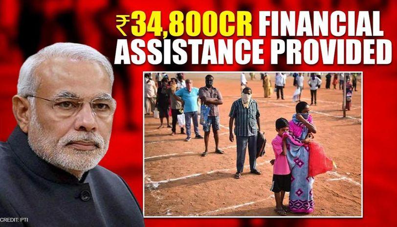 PM Garib Kalyan Package