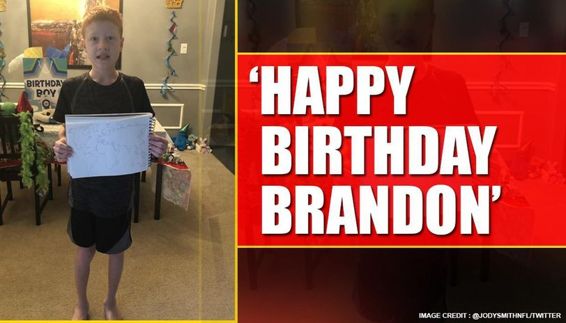 Good News: Boy receives birthday wishes from across the globe amid COVID-19 lockdown
