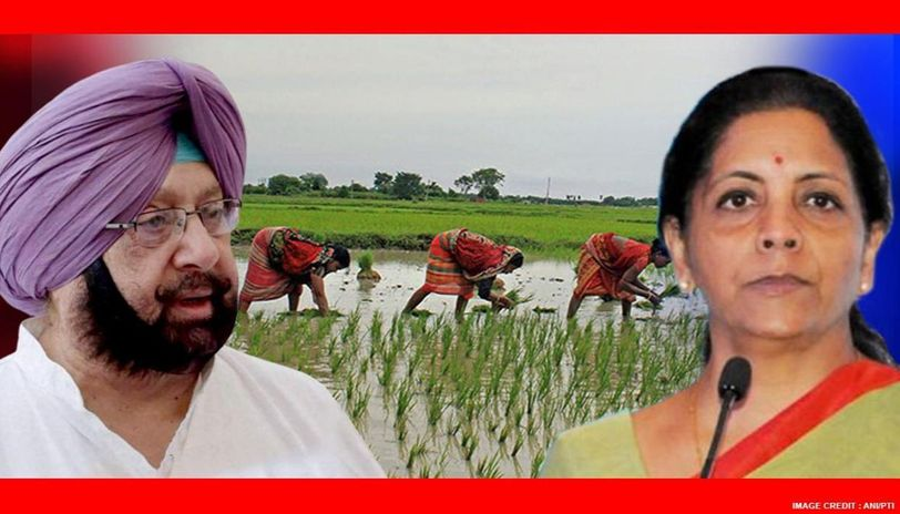 'Nothing but jumlas': Captain Amarinder Singh on Nirmala Sitharaman's agriculture package