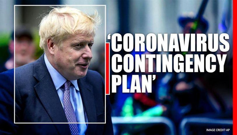 British PM to hold emergency meeting as coronavirus cases surge in UK