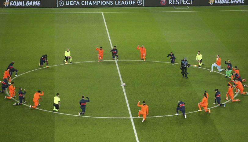Paris Madrid Champions League