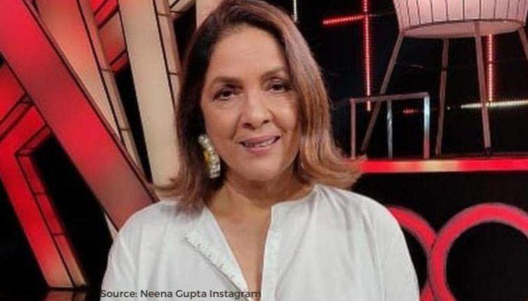 Neena Gupta Takes the First Dose Of COVID-19 Vaccine