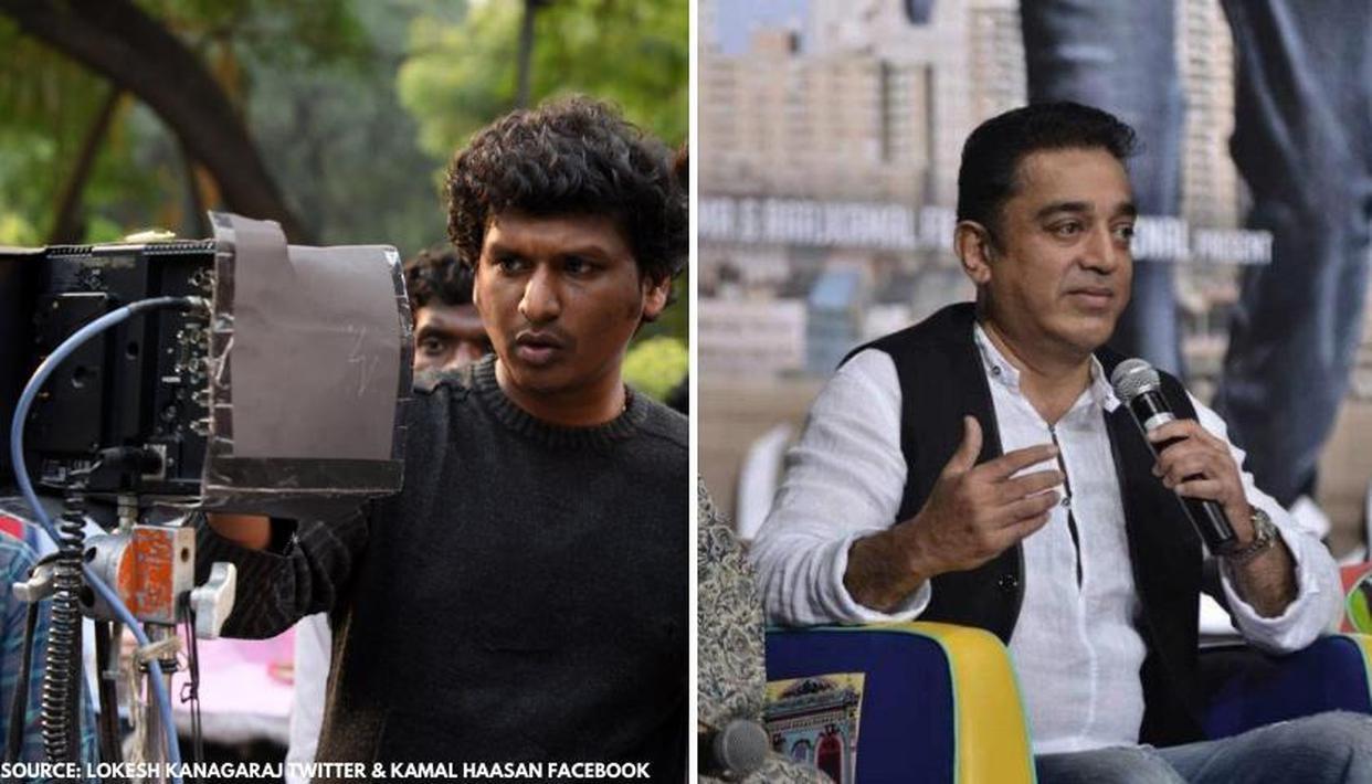 Lokesh Kanagaraj shares fan-made motion poster of 'Kamal Haasan 232', expresses gratitude - Republic World