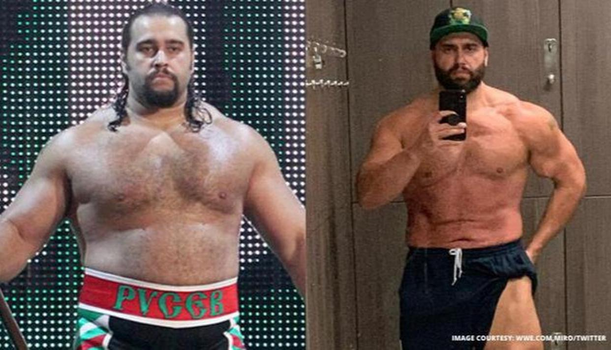 Rusev shows off his stunning body transformation after Lana takes over his Instagram - Republic World