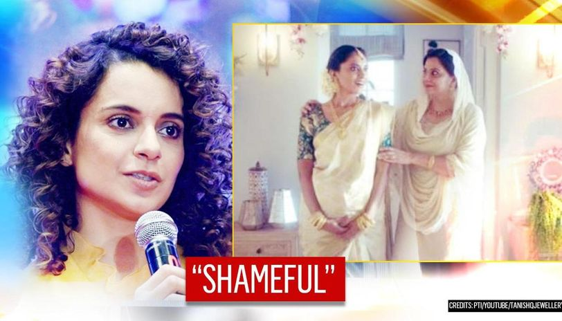 Kangana Ranaut responds to controversial advertisement, calls execution 'shameful'