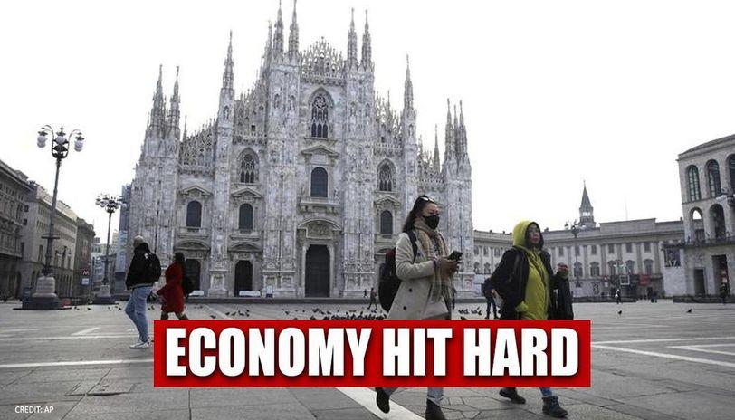 Coronavirus: Italy's economy further weakened by virus outbreak