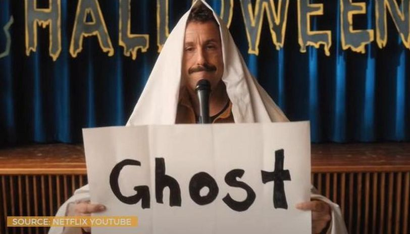 Hubie Halloween Trailer Out Adam Sandler Gears To Save His Town This Spooky Season Republic World