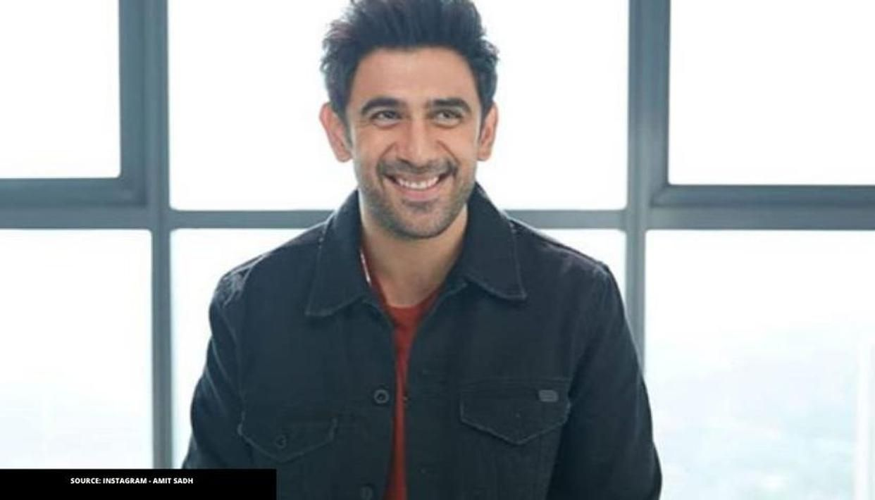 Amit Sadh shares glimpse of his 'new role', asks fan to guess it; See post - Republic World