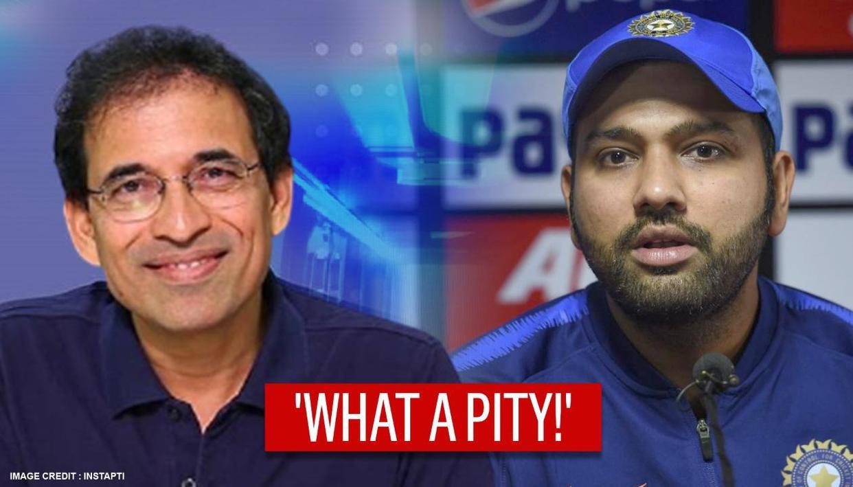 Rohit Sharma to miss remainder of IPL 2020? Harsha Bhogle opines