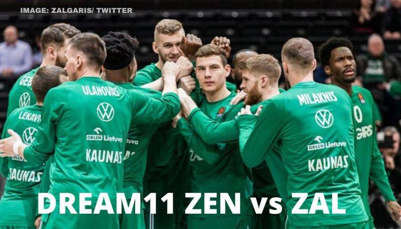 zen vs zal dream11