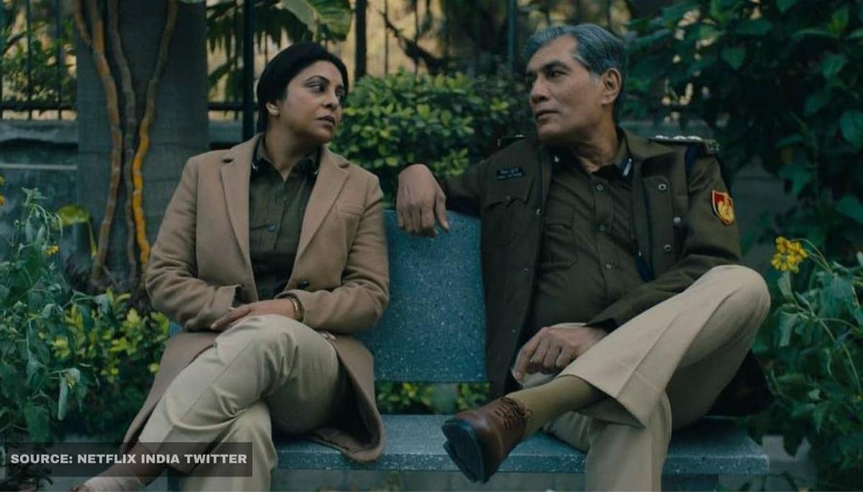 'Delhi Crime' wins at Emmys: Abhishek Bachchan, Vidya Balan & others congratulate team