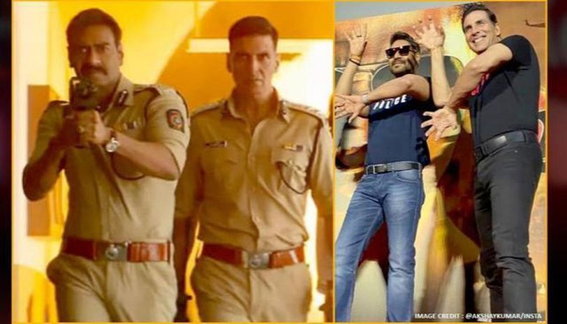 Akshay Kumar beats Ajay Devgn to set THIS record, second only to 'Baahubali 2'