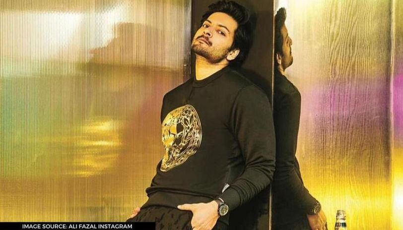 Ali Fazal participates in 'me at 20' challenge on Twitter, shares a notorious picture
