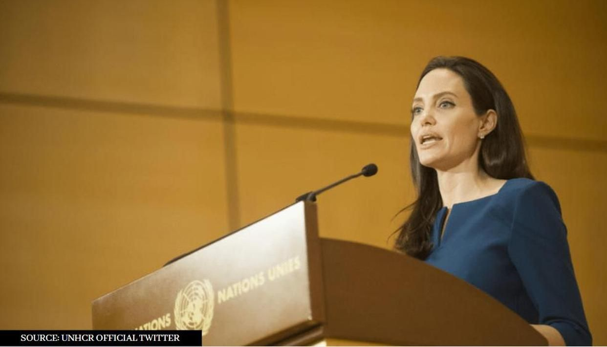 Angelina Jolie donates $200,000 to NAACP Legal Defense fund as protests storm US: Reports - Republic World
