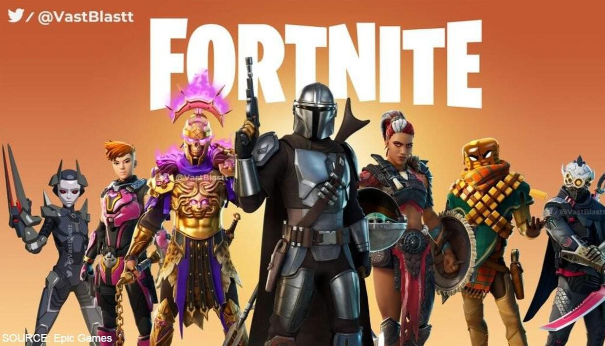 Fortnite Season 5 Leaks And Character Details Of Condor And Maeve Marvel Is Finally Here Browse the epic kondor skin. fortnite season 5 leaks and character