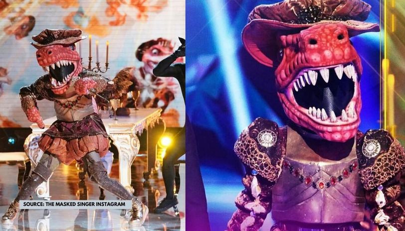 who is t rex on masked singer
