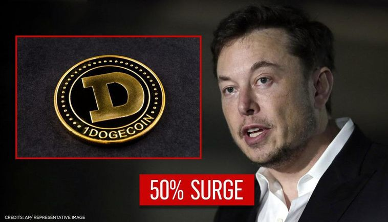 Elon Musk Tweets In Support Of Dogecoin Cryptocurrency Boosts Market Value