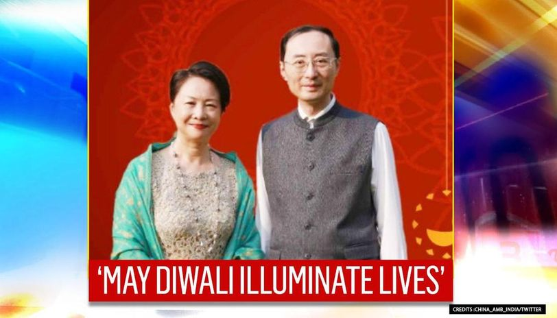 Diwali 2020: Chinese Ambassador wishes his 'Indian friends' on 'festival of joy'