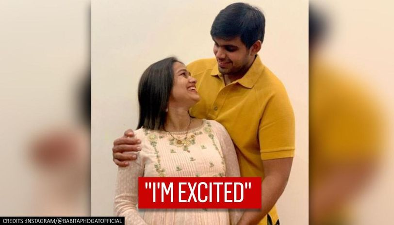 Babita Phogat announces pregnancy with heartfelt post, says 'waiting to start new chapter'