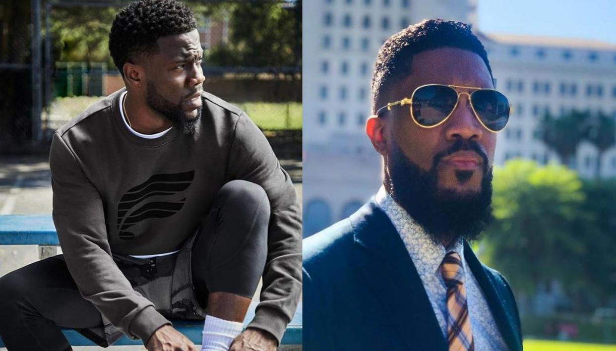 Kevin Hart's Ex-Friend JT Jackson Breaks Silence On Extortion Charges