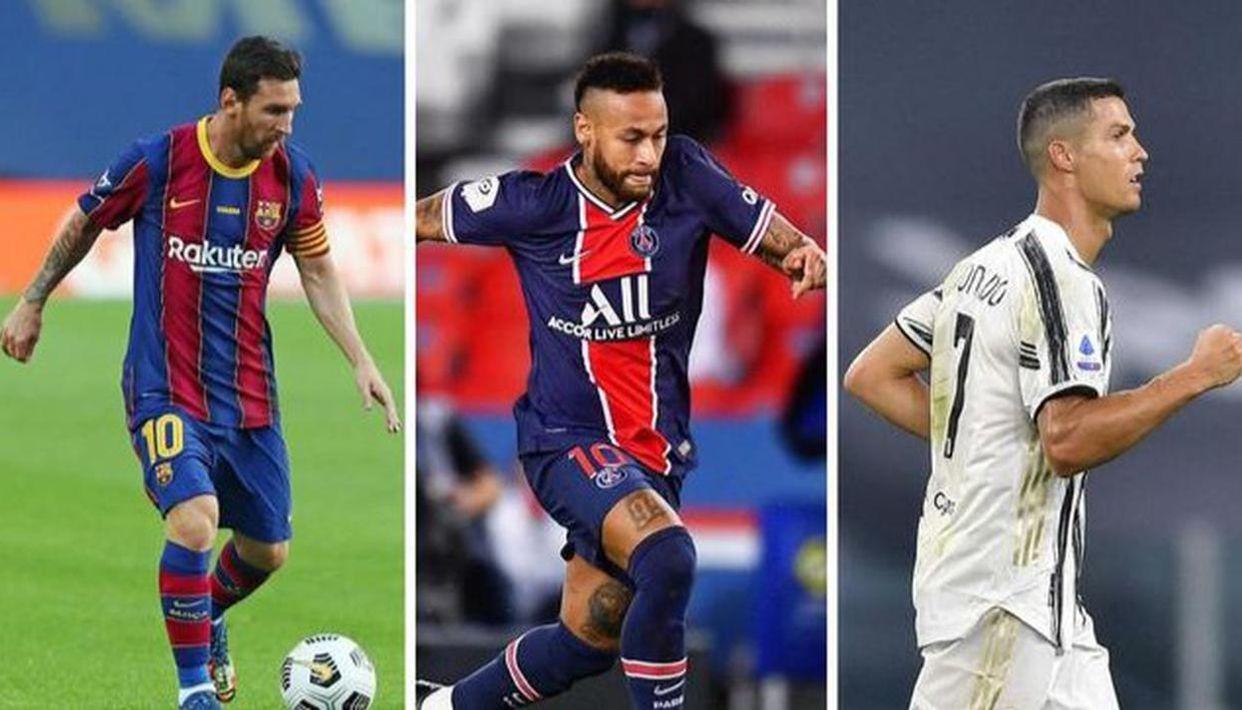 Neymar S Mammoth Puma Deal Worth 25 Million Per Year Takes Him Above Messi Ronaldo