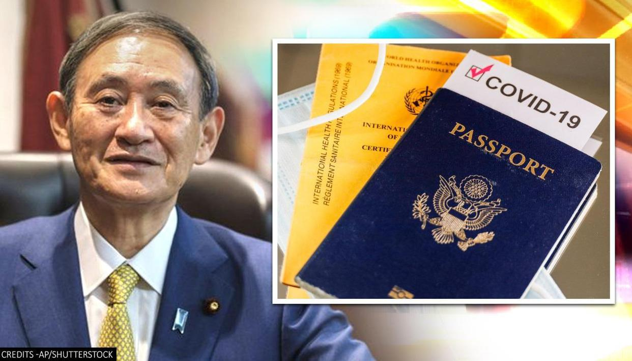 Japan likely to introduce Digital vaccine passport amid surge in COVID-19 cases: Report