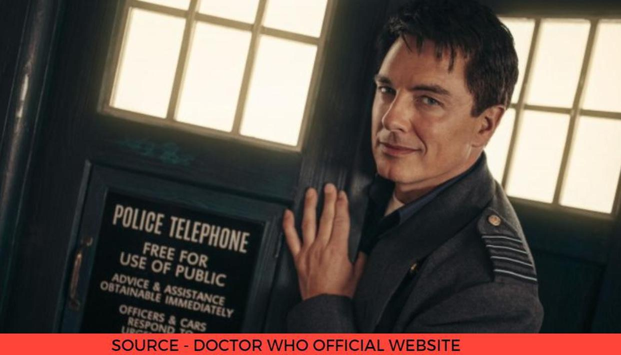 John Barrowman to make an appearance in 'Doctor Who' Holiday Special
