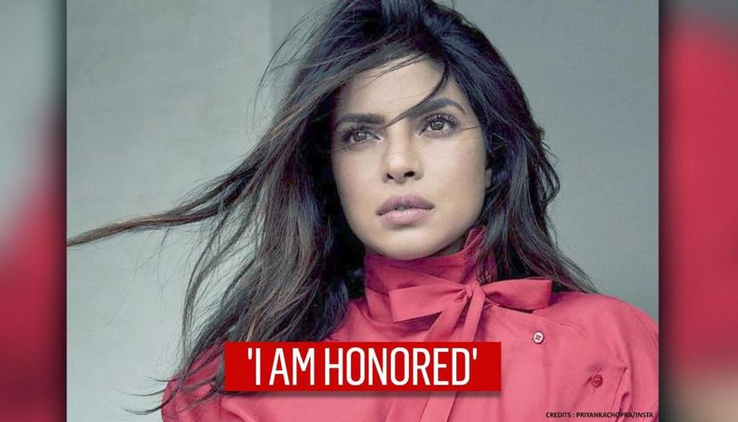 Priyanka Chopra gets appointed as British Fashion Council's Ambassador for Positive Change