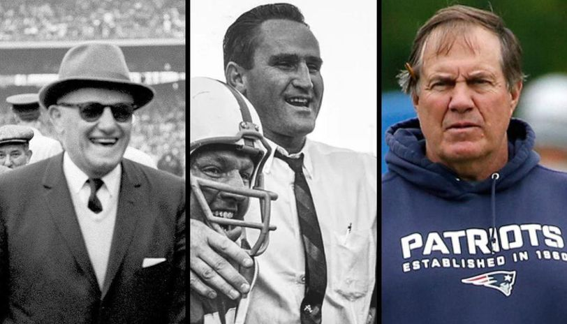 nfl coaches with most wins