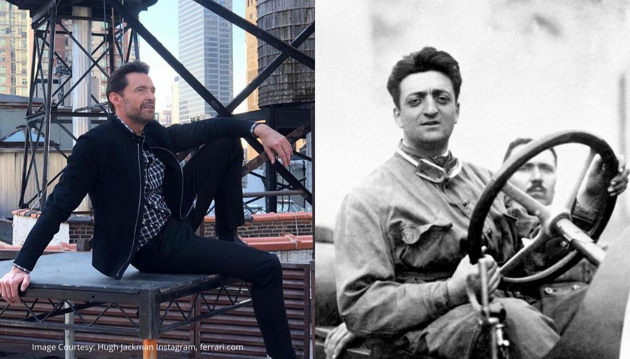 Hugh Jackman Likely To Play Ferrari Founder Enzo Ferrari In His Biopic Report