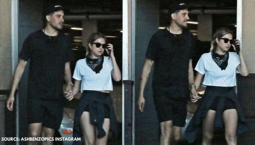 Ashley Benson Spotted With G Eazy Just Weeks After Breaking Up