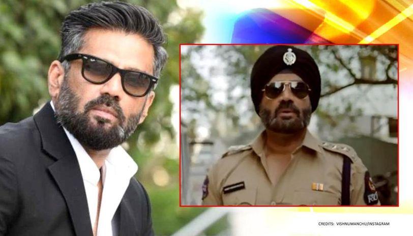 'Mosagallu' teaser: Suneil Shetty showcases his fierceness as ACP Kumar