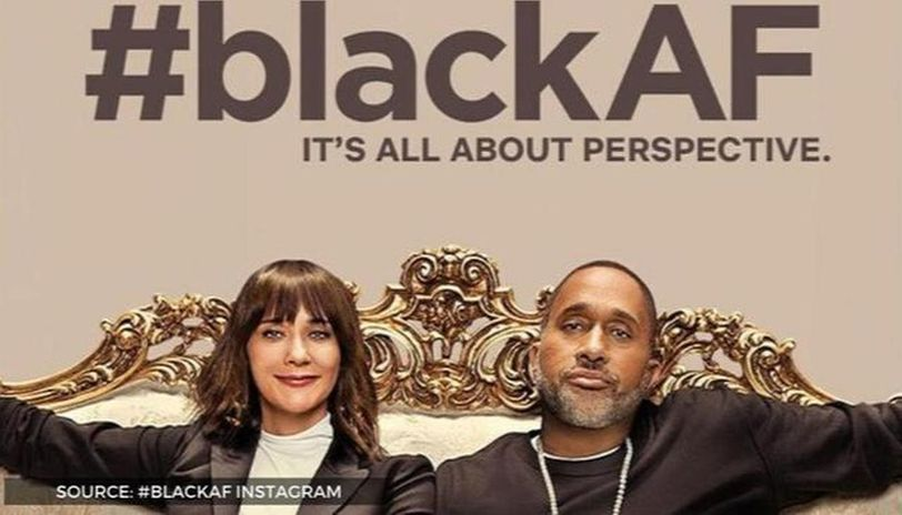 is #blackaf cast a real family