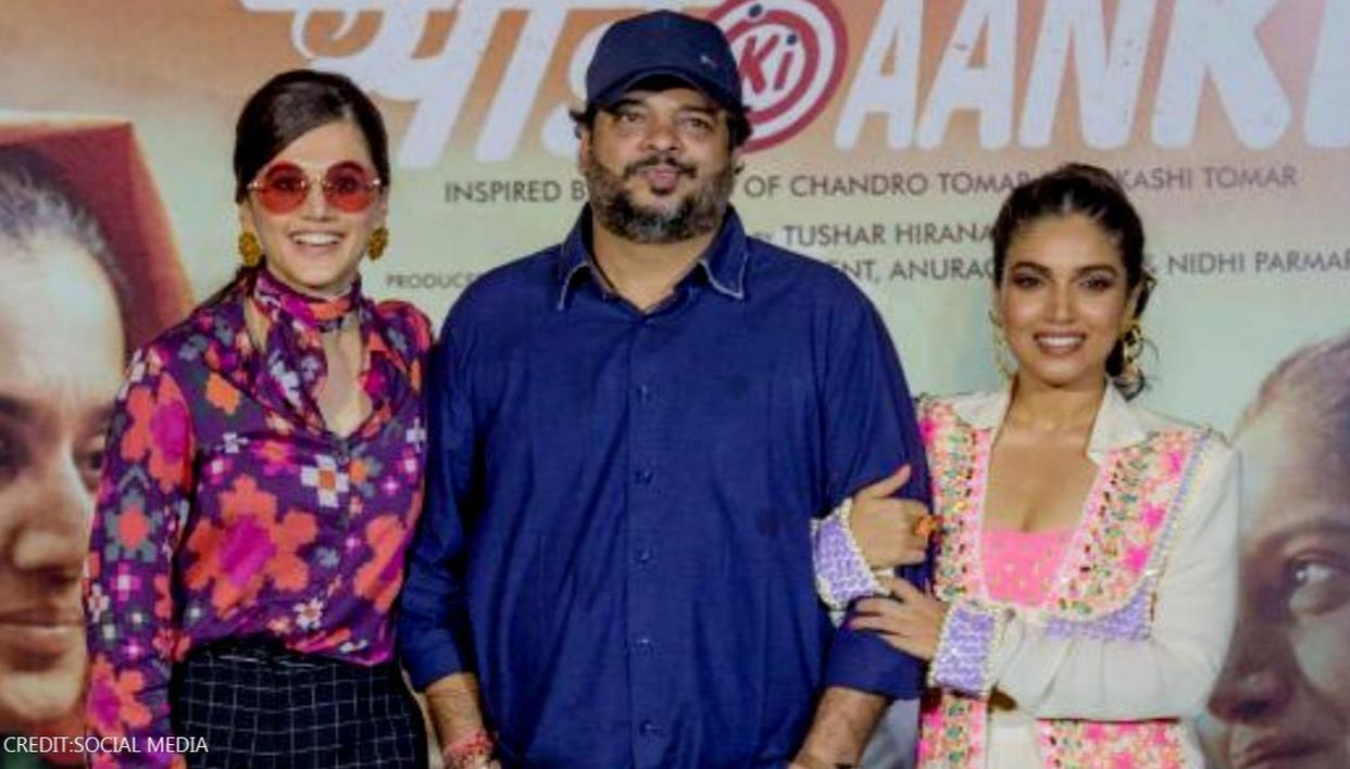 Taapsee, Bhumi wish 'Saand Ki Aankh' director Tushar Hiranandani on his birthday - Republic World