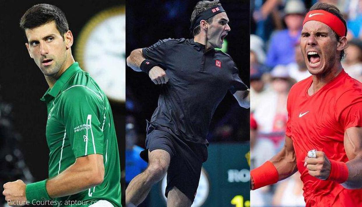 Roger Federer differs from Rafael Nadal, Novak Djokovic over 'behind closed doors' tennis - Republic World