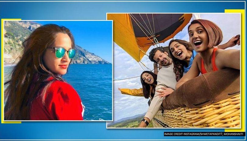 Coronavirus: Shweta Pandit quarantined in Italy, Mohan sisters update post return from Aus