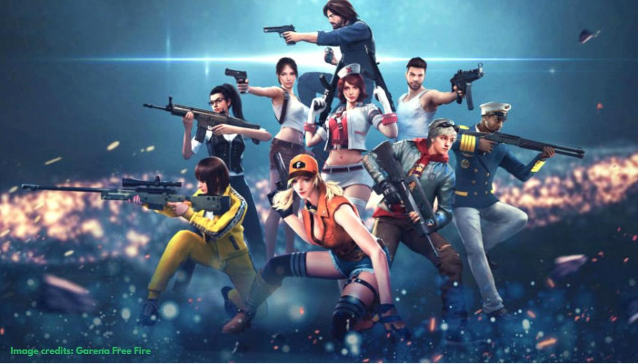 Free Fire Update Ob22 Patch Notes Add New Character Wolfrahh And A Pet