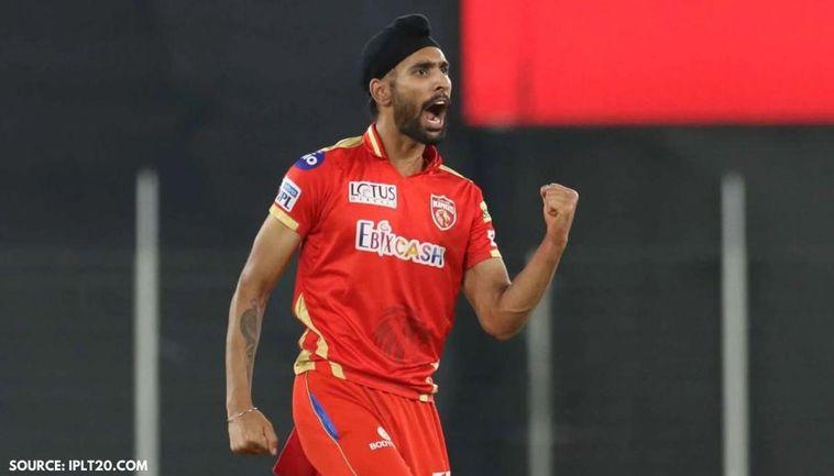 Harpreet Brar Source IPL T20.com
