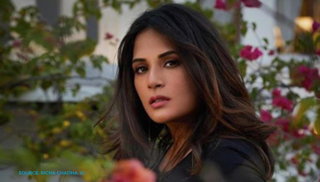 Richa Chadha shares excitement for 'Beach Day' in Egypt; there for El Gouna film festival