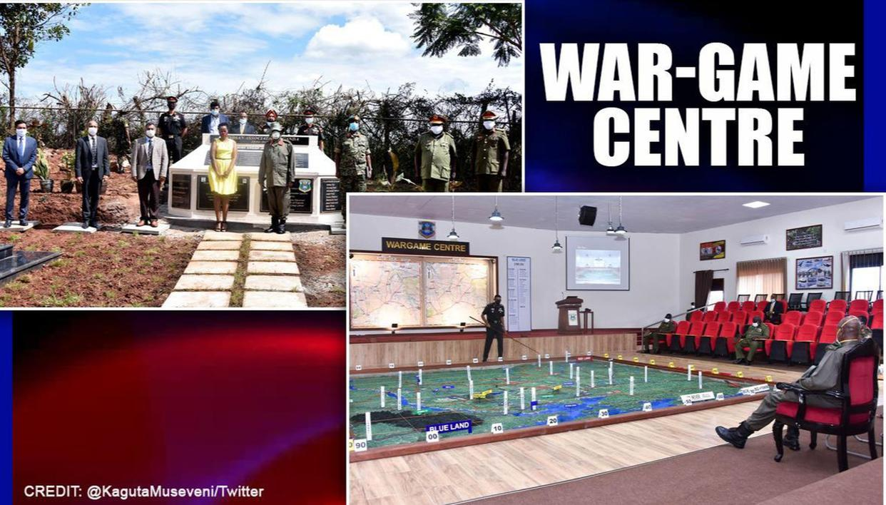 Uganda's President praises 'heroic' Indian Army as he commissions new 'War-game' facility - Republic World