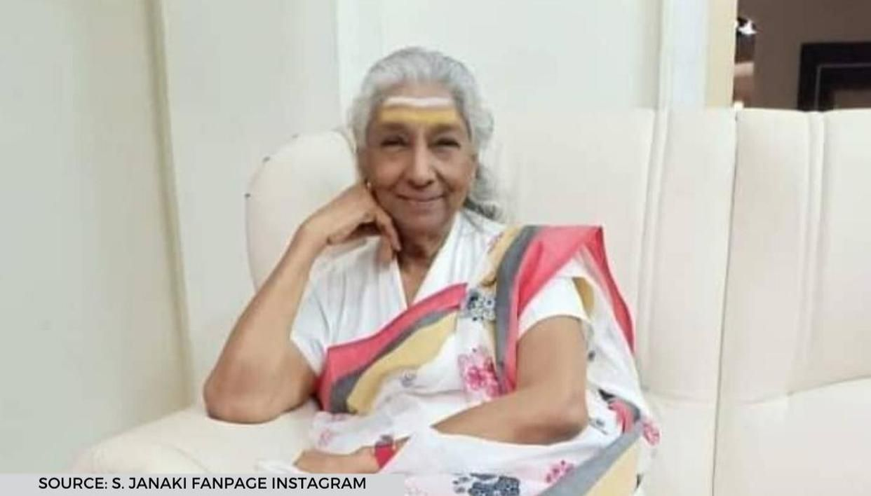 S Janaki Lashes Out As Her Death Hoax Rumours Resurface Read Details The songs were composed by talented musicians such as s. s janaki lashes out as her death hoax