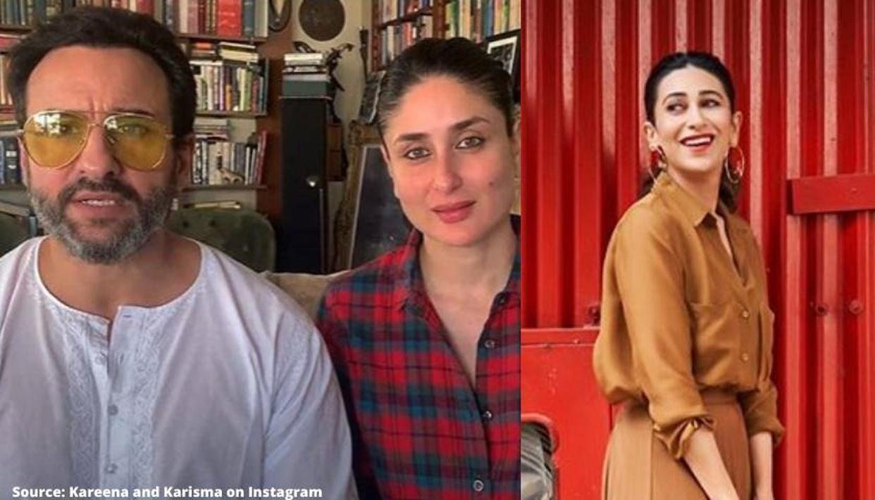 Kareena Kapoor Khan & sister Karisma praise 'Chef Saifu' for his amazing culinary skills - Republic World