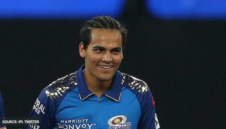 Rahul Chahar Dismisses Axar Patel With Super, Juggling Catch In Qualifier  1; Watch Video