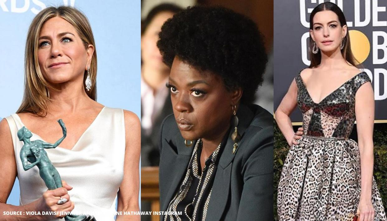 George Floyd's death triggers reactions from Jennifer Aniston, Viola Davis & Anne Hathaway - Republic World