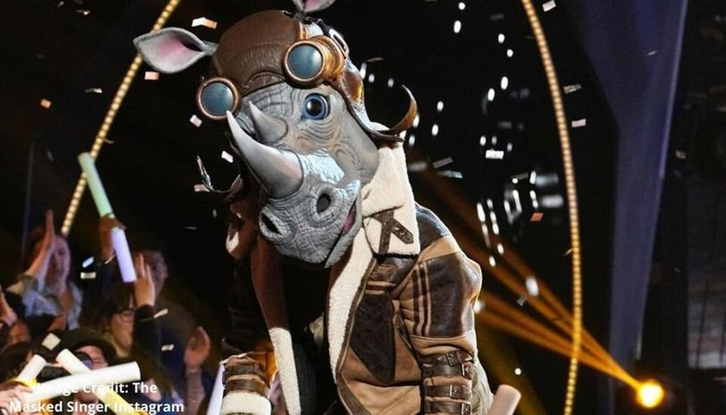 who is rhino on masked singer