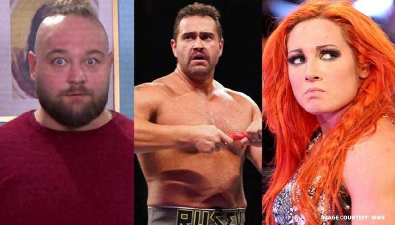 Bray Wyatt, Becky Lynch, Seth Rollins and others react to WWE releasing many superstars