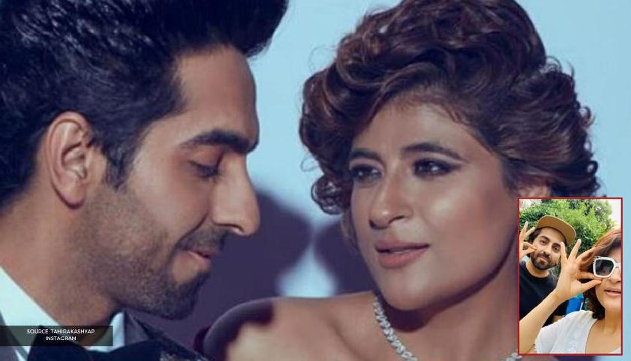 Ayushmann Khurrana and Tahira Kashyap's adorable video winning hearts, watch - Republic World