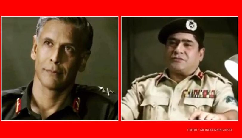 Milind Soman Shares An Old 15 Min Short Film Mukti Where He Plays An Indian Army Officer Republic World
