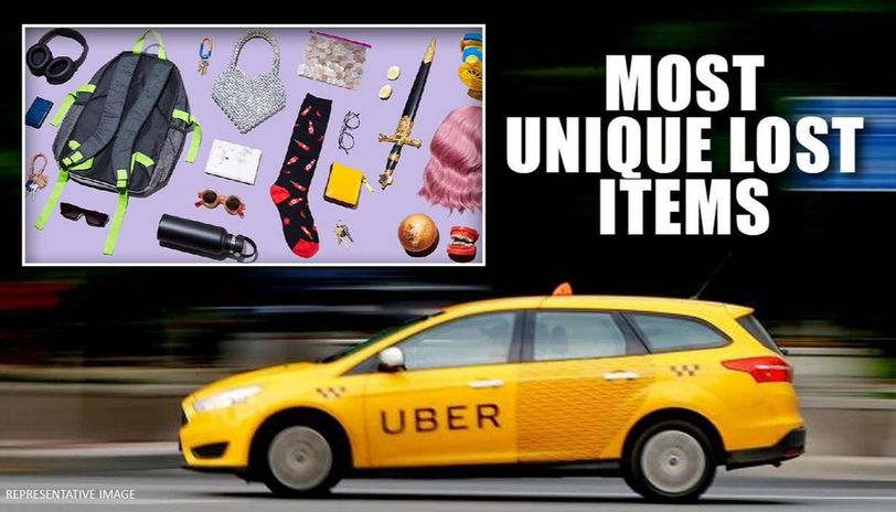 What forgetful Indians have forgotten in their Uber rides