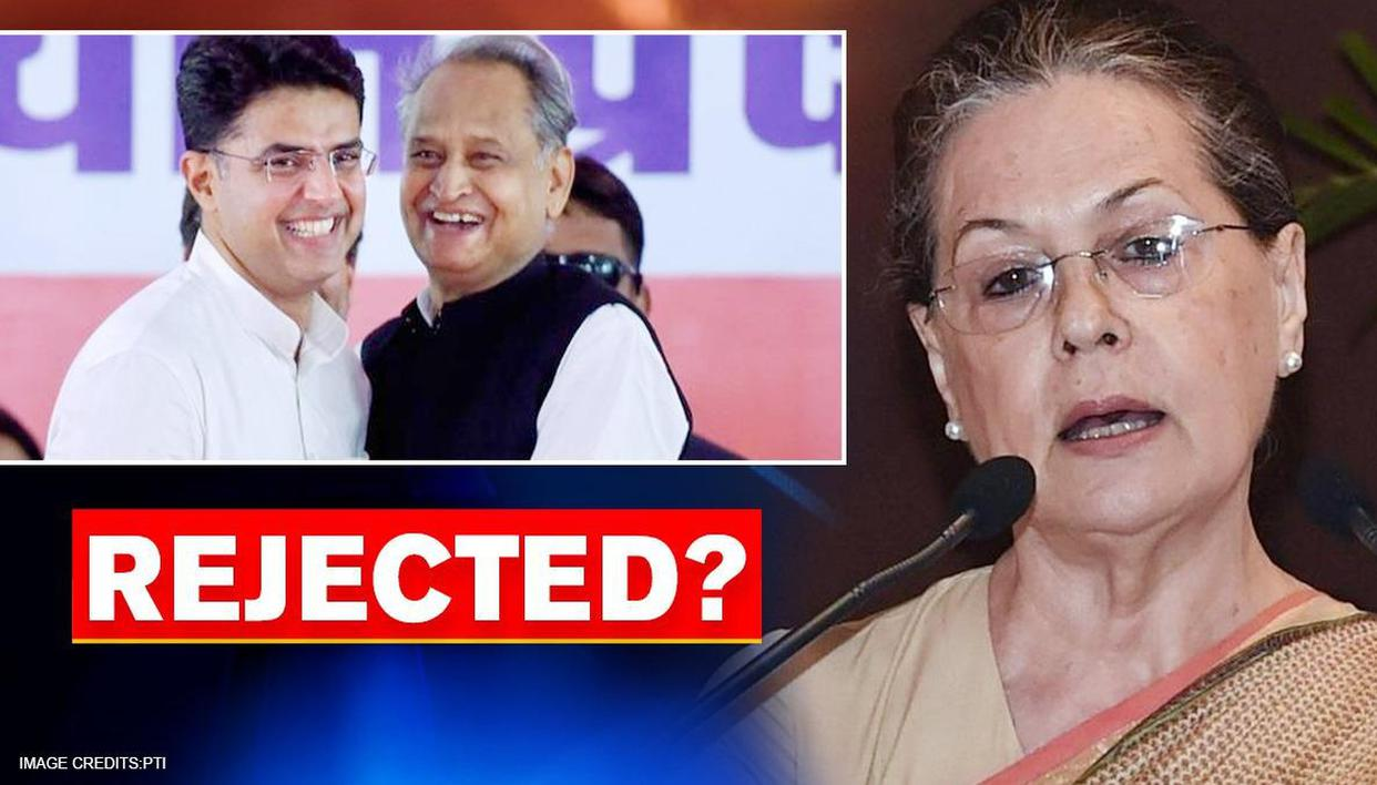 Sachin Pilot raised Rajasthan CM & state Congress boss post with Gandhis; was told to wait - Republic World